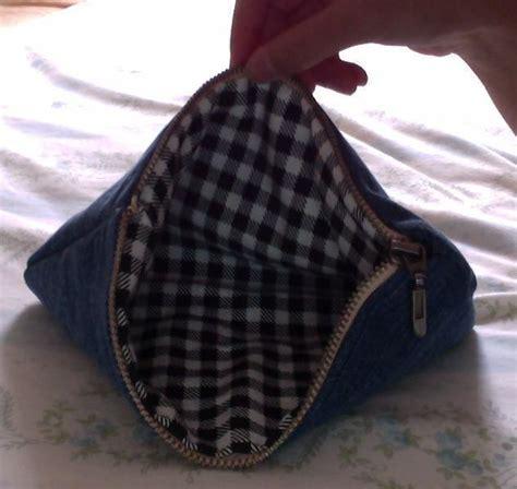 diy denim pencil case     pouch purse