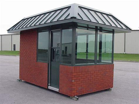 noise reduction windows prefab guard house security buildings safespace buildings