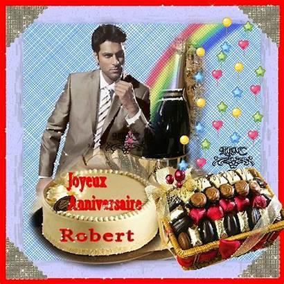 Robert Anniversaire Bon Mon Heureux Vie