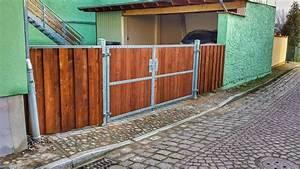 Einfahrtstor Selber Bauen : 2 fl geliges einfahrtstor selber bauen eingangstor ~ Lizthompson.info Haus und Dekorationen