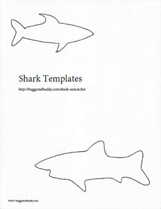 shark template shark crafts for preschoolers shark suncatcher buggy and buddy