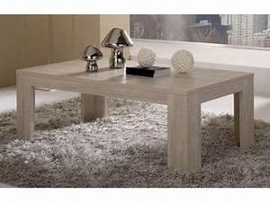 Table Basse Chene Blanchi : table basse pisa chene blanchi soho design contemporain pinterest table dining table et ~ Melissatoandfro.com Idées de Décoration