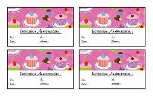 Invitation Anniversaire Fille 9 Ans : carte invitation anniversaire gratuite imprimer 9 ans ~ Melissatoandfro.com Idées de Décoration