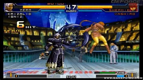 Entre más duro vaya el golpe, más probabilidades tienes de ganar. The King of Fighters 2002 Ultimate Match - Download Game PC Iso New Free