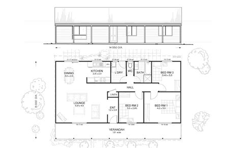 hunter  met kit homes  bedroom steel frame kit home floor plan met kit homes