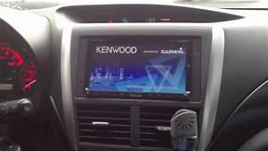 2011 Subaru Sti Custom Installed A Kenwood Dnx9980hd And A