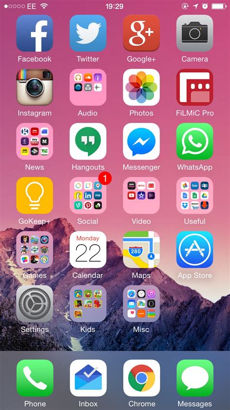 iphone home page organizing your iphone homescreen techdissected