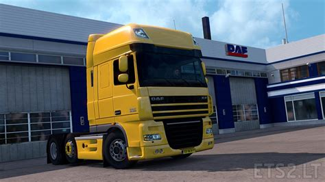 daf xf 105 by 50k for v1 24 ets 2 mods