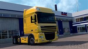 Daf Xf 105 : daf xf 105 by 50k for ets 2 mods ~ Kayakingforconservation.com Haus und Dekorationen