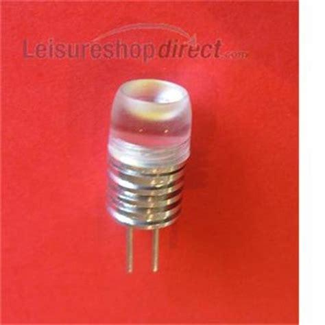 12 volt single led bulb 10 watt equivalent led