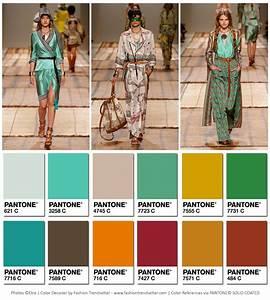 Etro Spring/Summer 2017 Collection Color Codes ‹ Fashion