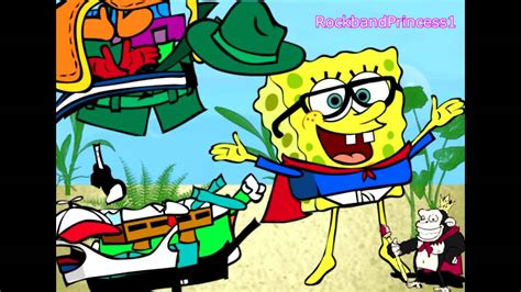 Spongebob Dress Up Games