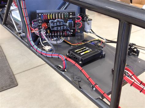 Wiring Up A Race Car by Chrome Worx Ultra Cars Offers Highest Level Cars Available