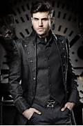 Steampunk Mens Clothin...Steampunk Fashion Men Jacket
