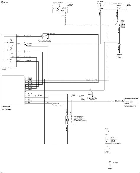 Volvo Cruise Diagram by Image