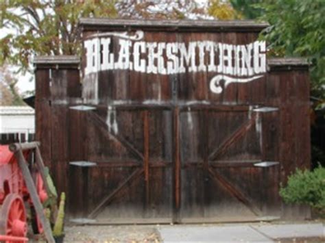 blacksmith shed history san jose
