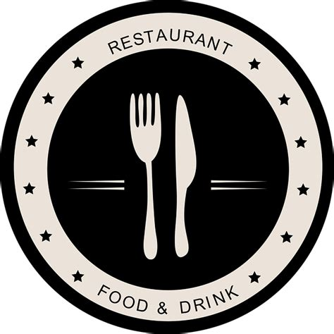 label putaran restoran gambar gratis  pixabay