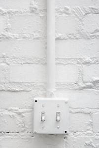How To Wire Bathroom Light And Fan How To Tap Into An Existing Wall Switch Home Guides Sf