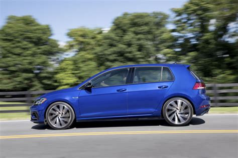 2020 Volkswagen Golf R by The 2020 Volkswagen Golf R Will Grow With 400