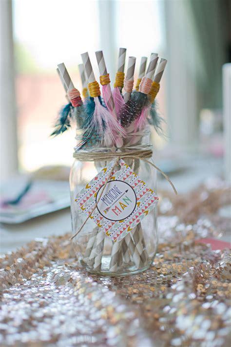 karas party ideas tribal princess themed birthday party