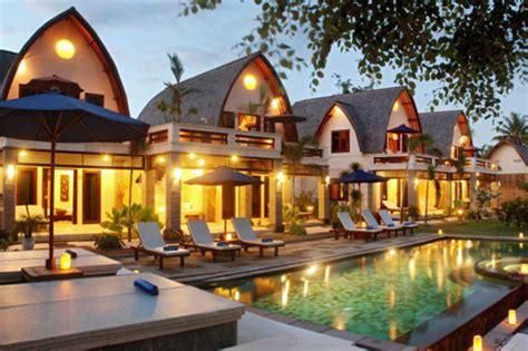 Hotel Vila Ombak In Gili Trawangan, Indonesia