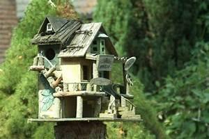 Vogelhaus Bauen Mit Kindern : vogelfutterhaus selber bauen 57 sch ne vorschl ge ~ Lizthompson.info Haus und Dekorationen