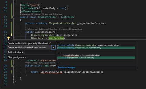 How Do I Customize Visual Studio's Private Field