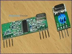 Rf Module   Transmitter  U0026 Receiver