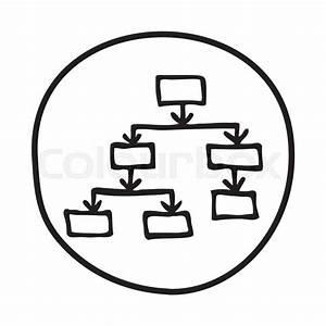 Process Flow Icon Black | www.pixshark.com - Images ...