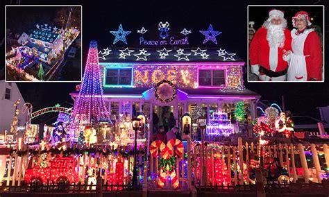 grandlite company christmas lights neighbors try to ban connecticut christmas light display