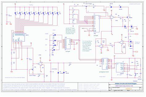 Analog Display Resistance Measurement Del
