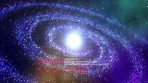 """Free Earth and Space Motion Background """"Galaxy Center ..."""