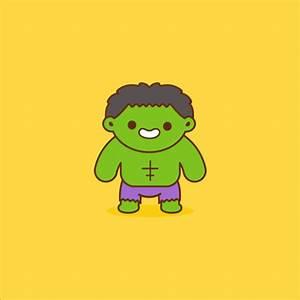 chibi hulk   Tumblr