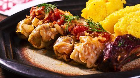 cuisine r騁ro sarmale cabbage rolls recipe