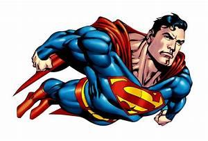 Superman PNG Transparent Image - PngPix