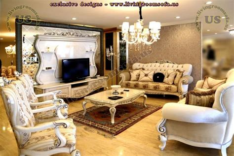 Tv Room Sofa by Avantgarde Sofa Set And Tv Unit For Living Room