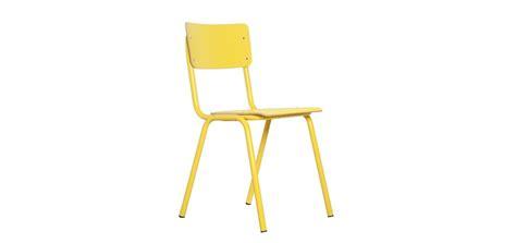 acheter du cannage pour chaises chaise empilable jaune optez pour nos chaises empilables jaunes rdv d 233 co