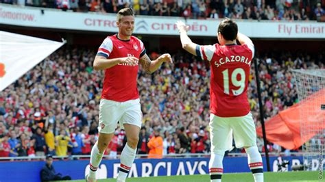 Arsenal 1 - 0 West Bromwich Albion - Match Report ...