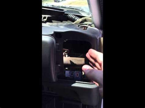 silverado blend door actuator calibration 2003 silverado air blend recalibration autos post