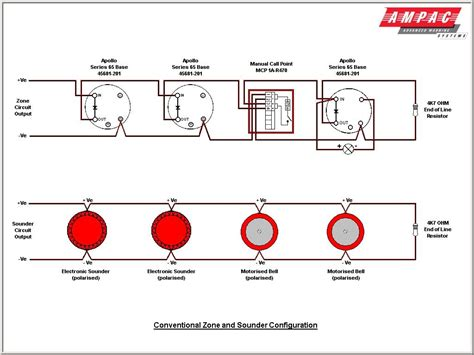 addressable alarm system wiring diagram free wiring