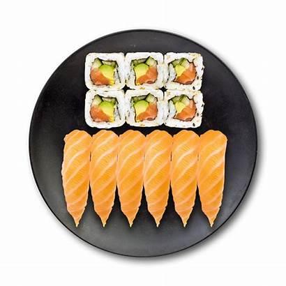 Sushi Saumon Gourmet Market California Mixte Maki