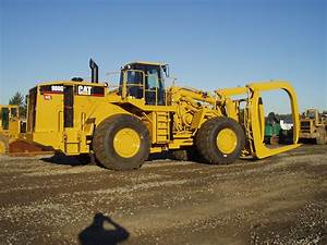 NEW CAT 988G LOG LOADERCat has replaced the 988G with a ...