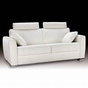 Canape convertible quotidien cannes meubles et atmosphere for Canapé convertible quotidien