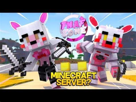 minecraft fnaf server minecraft fnaf daycare youtube