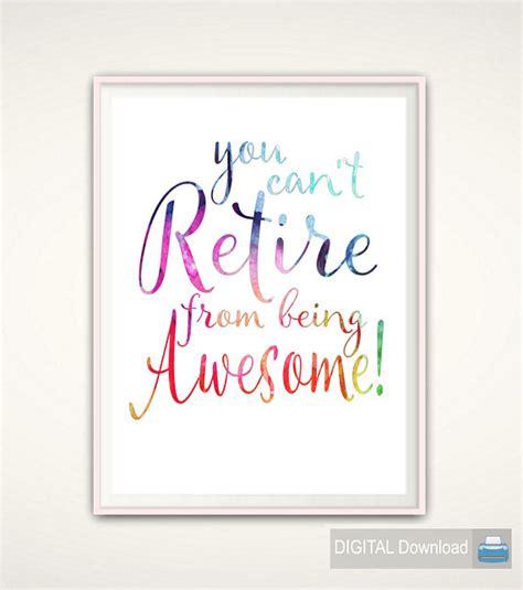 nurse retirement gift retirement quotes printable