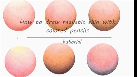 skin tone colored pencils how to draw skin with colored pencils faber castell