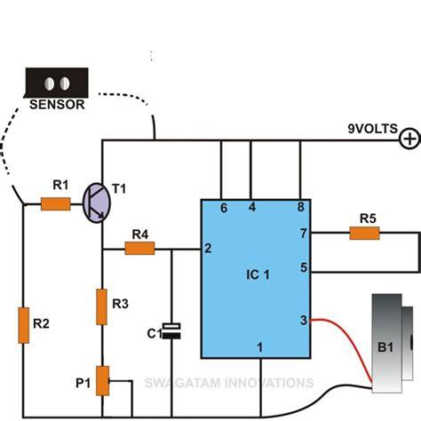 Build These Simple Alarm Circuits Using Rain