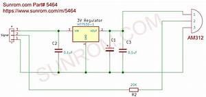 Pir Motion Sensor Module Am312