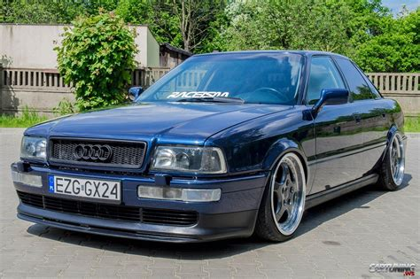Stance Audi 80 B4