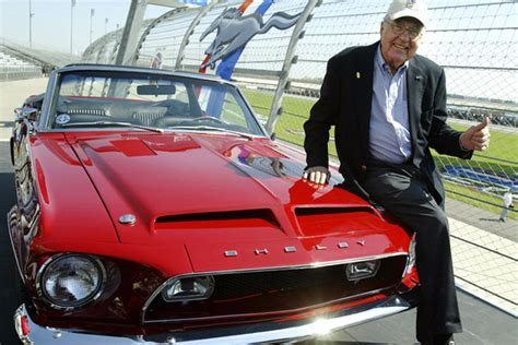 carroll shelby settles dispute  shelby supercars